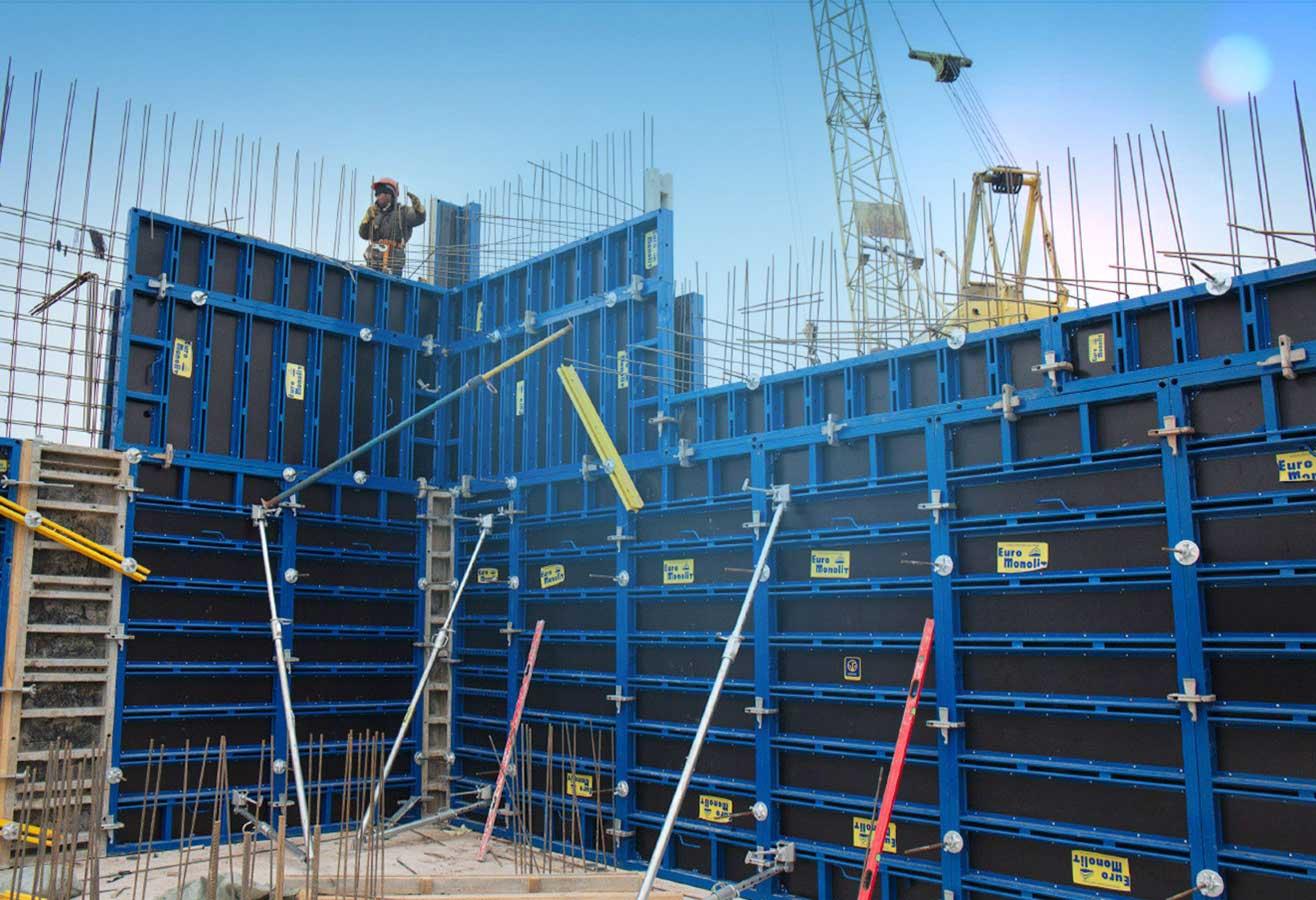 Евромонолит бетон плотность бетона вес