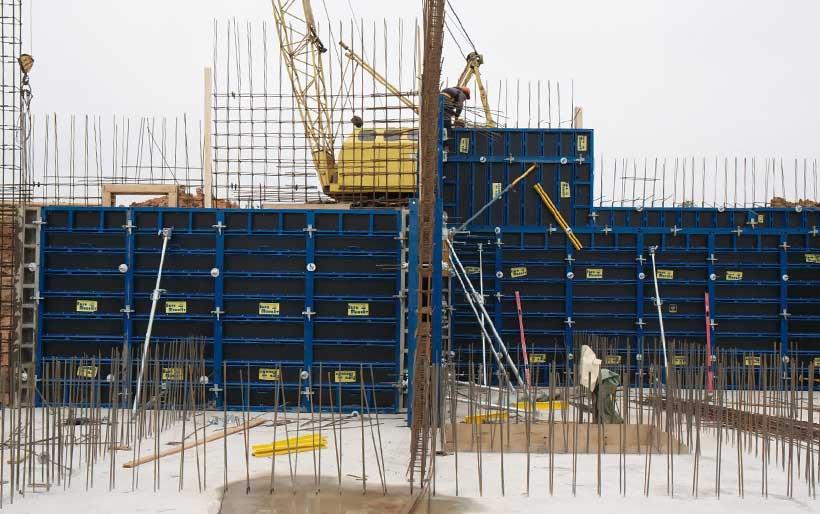 Бетон евромонолит купить бой бетона в домодедово